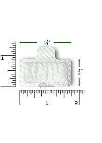 M series disposable filter with rulers 2