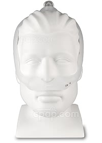 DreamWear Nasal CPAP Mask with Headgear - Front (Mannequin Not Included)