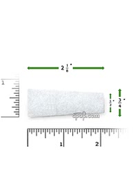 fisher paykel icon series disposable filter with rulers