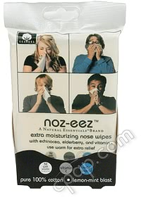 Noz-eez Moisturizing Nose Wipes