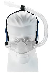 Phantom Nasal CPAP Mask with Headgear