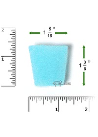resmed s8 blue filter top rulers