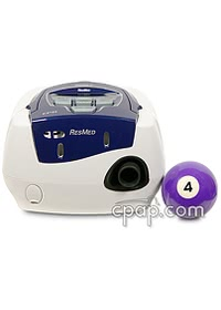 resmed s8 escape ii cpap machine hero