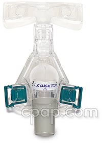 resmed ultra mirage ii nasal cpap mask only top