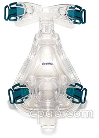resmed ultra mirage ull face cpap mask only top