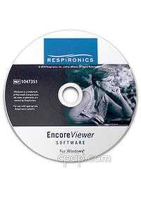 respironics encore software remstar system one cd top