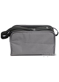 Travel Bag for PR System One Series CPAP Machines - Side
