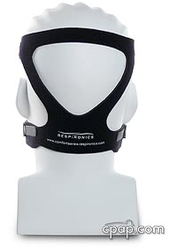Premium Headgear with EZ Peel Tabs