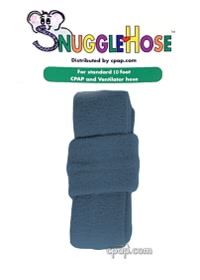 SnuggleHose Cover (Darker Blue - 10 Foot)
