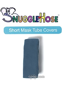 SnuggleHose Cover for Short Mask Tubes