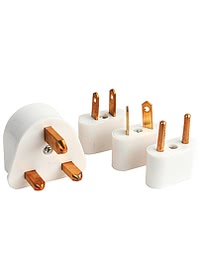 World Traveler Power Adapter Plugs